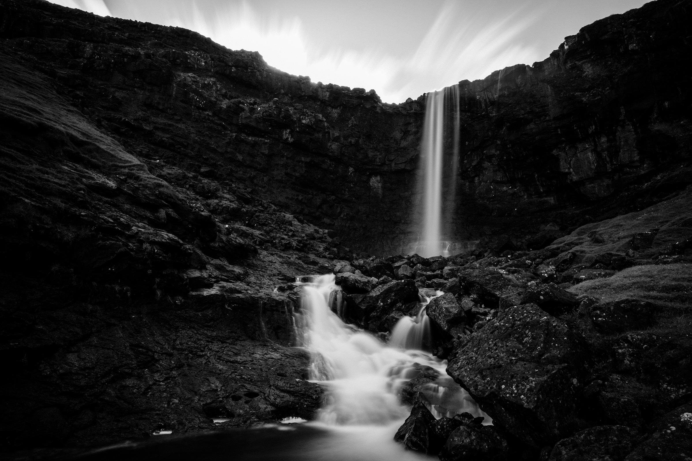 Fossá, Färöer-Inseln, Foto: Martin Hülle