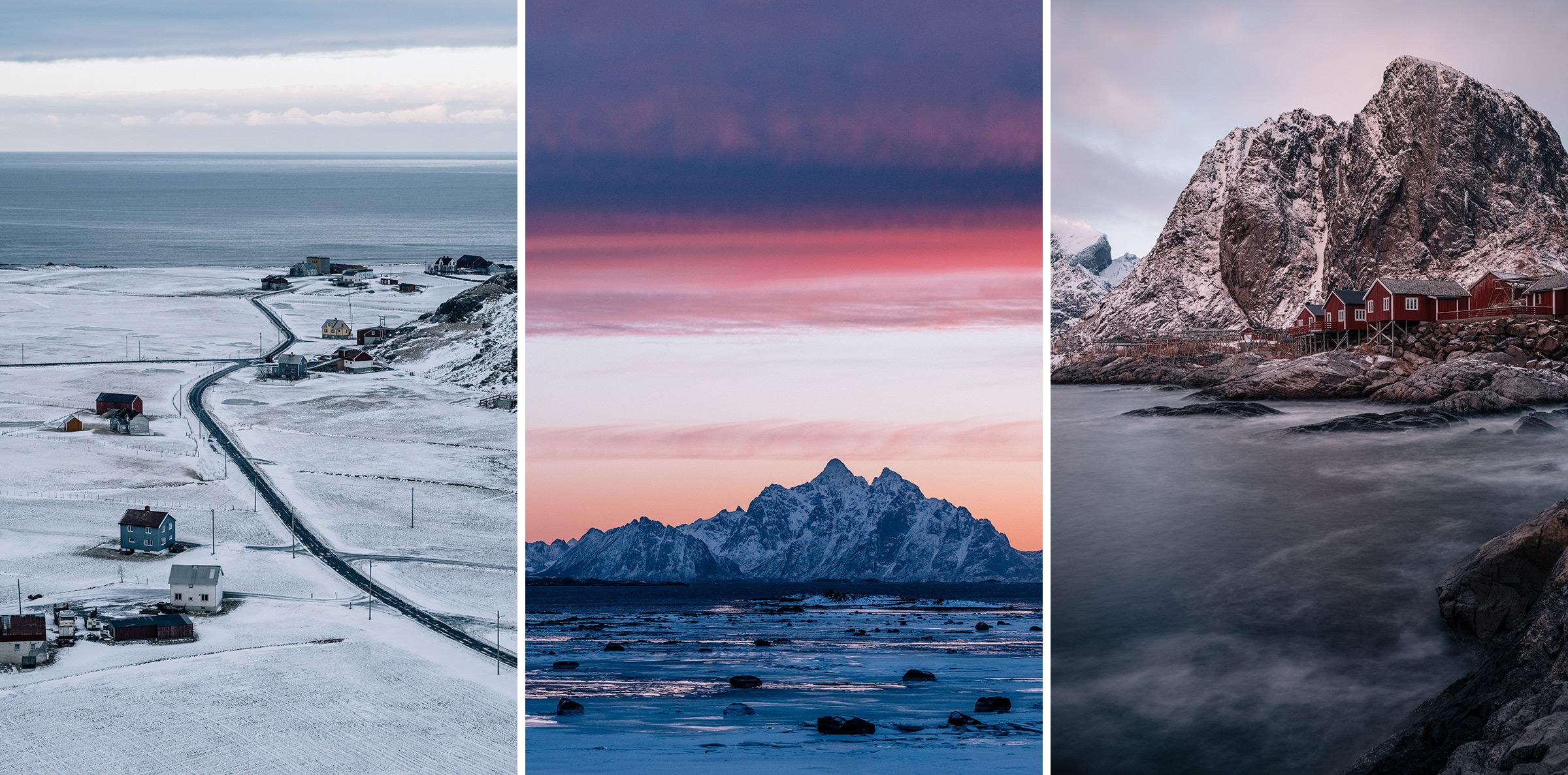 Fotoreise Nordische Momente - Lofoten Masterclass, Fotos: Martin Hülle