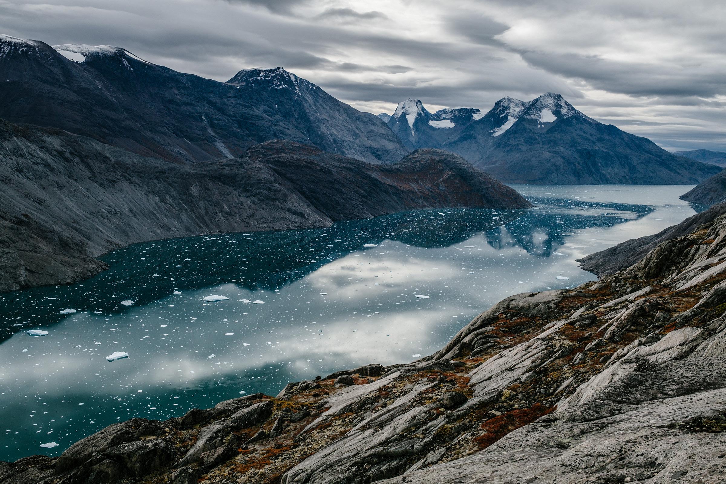 Grönland, 2016 – Vollendung, Foto: Martin Hülle
