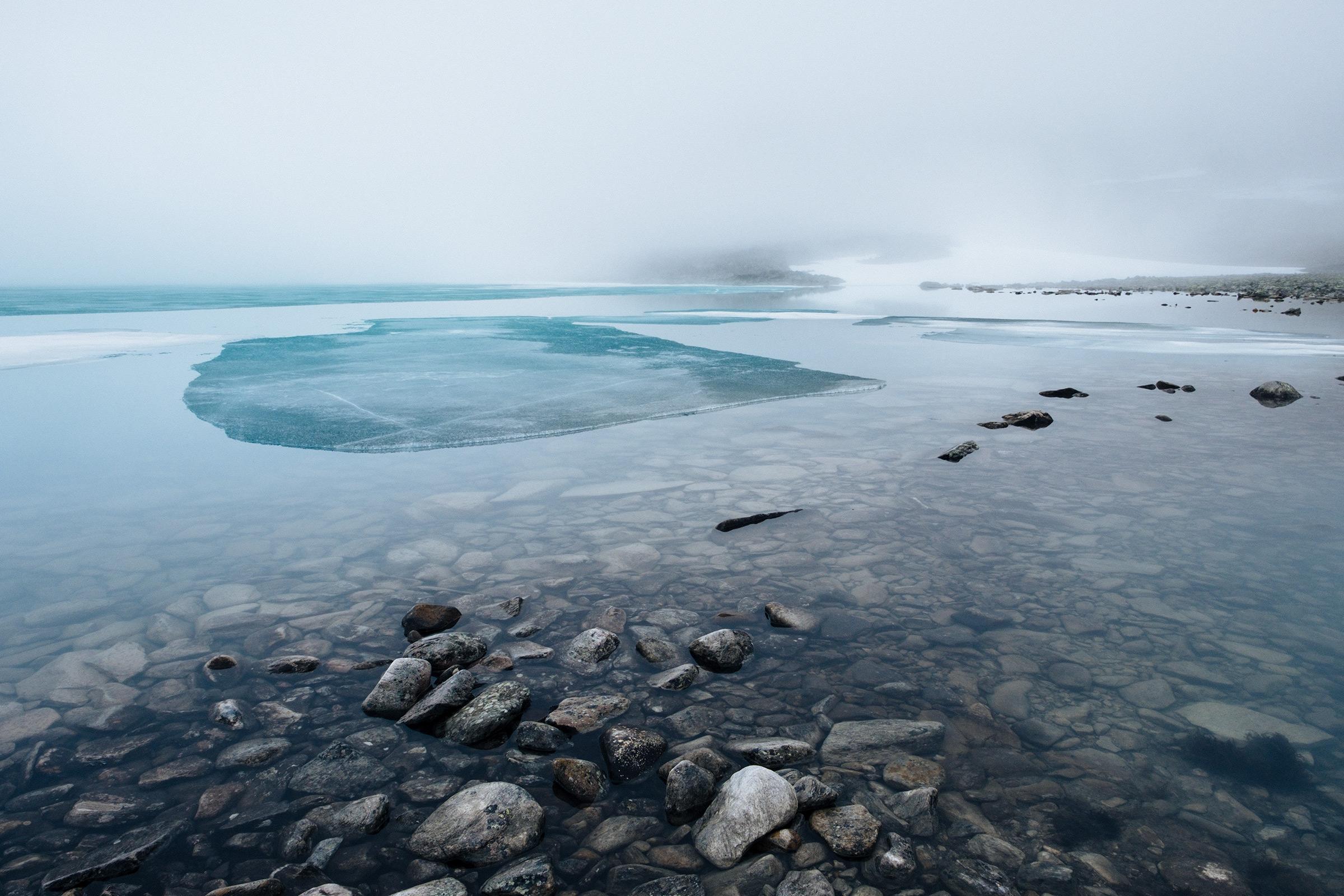 Istjørni, Norwegen, Foto: Martin Hülle
