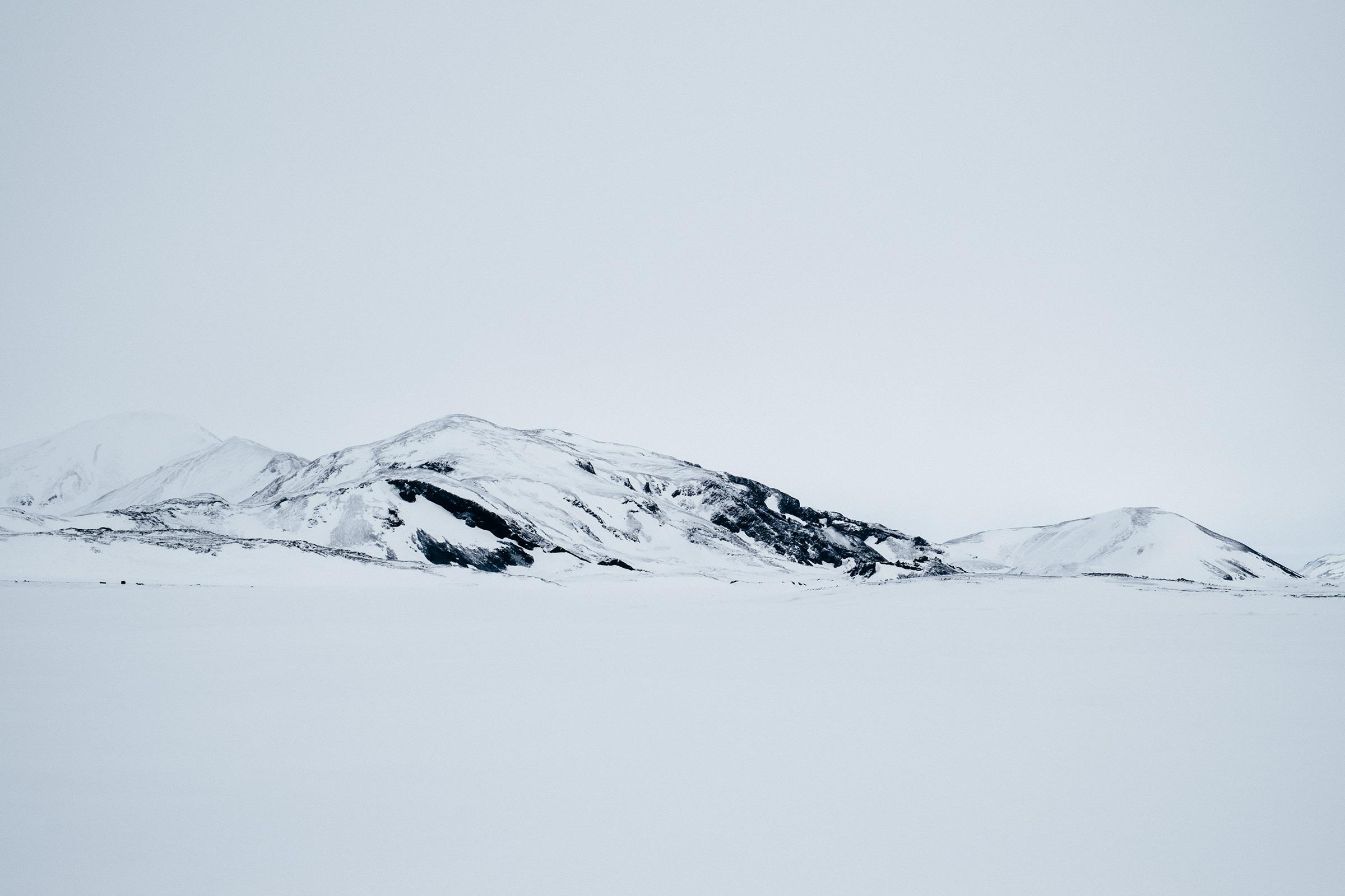 Köldukvíslarbotnar, Island, Foto: Martin Hülle