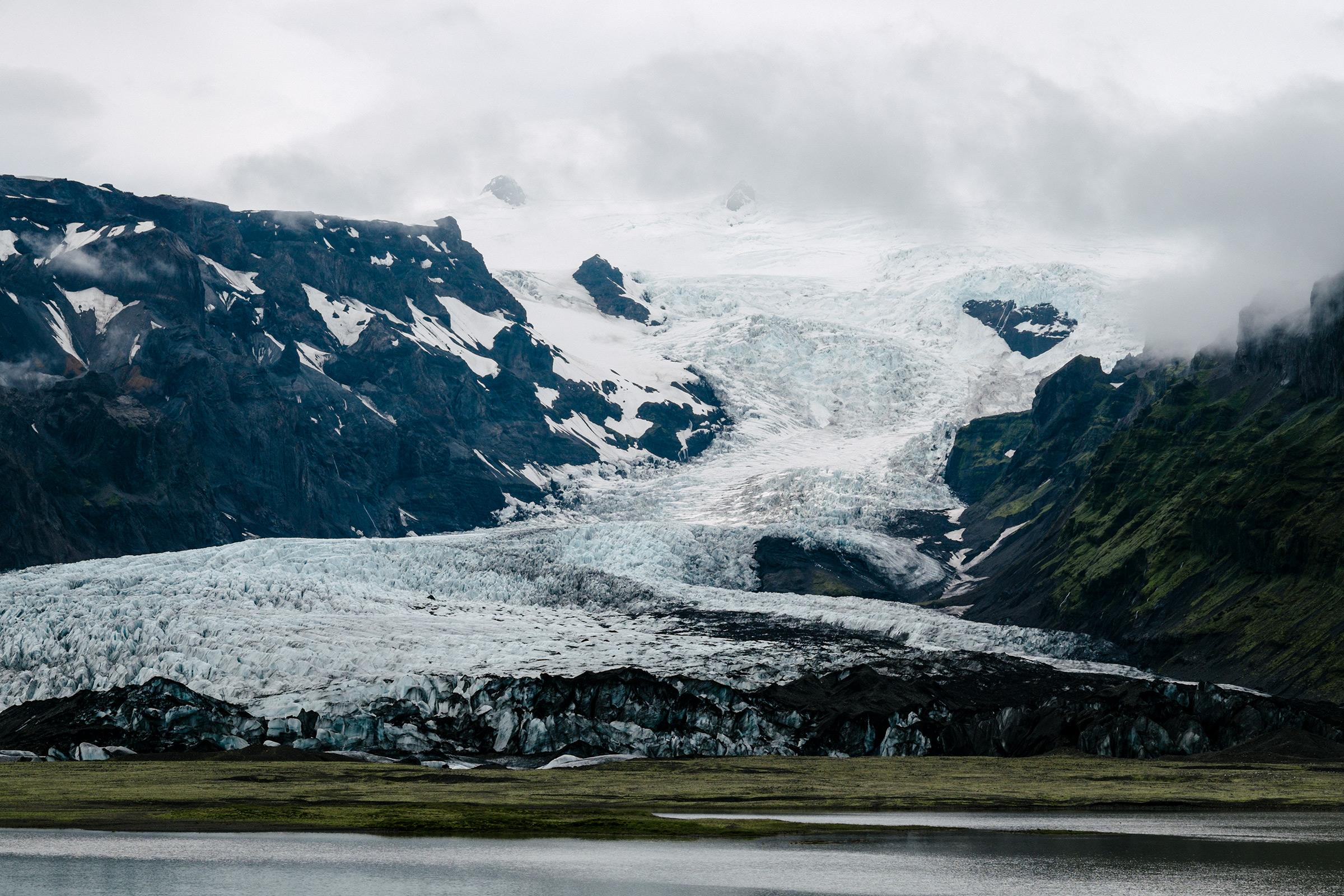 Kviárjökull, Island, Foto: Martin Hülle