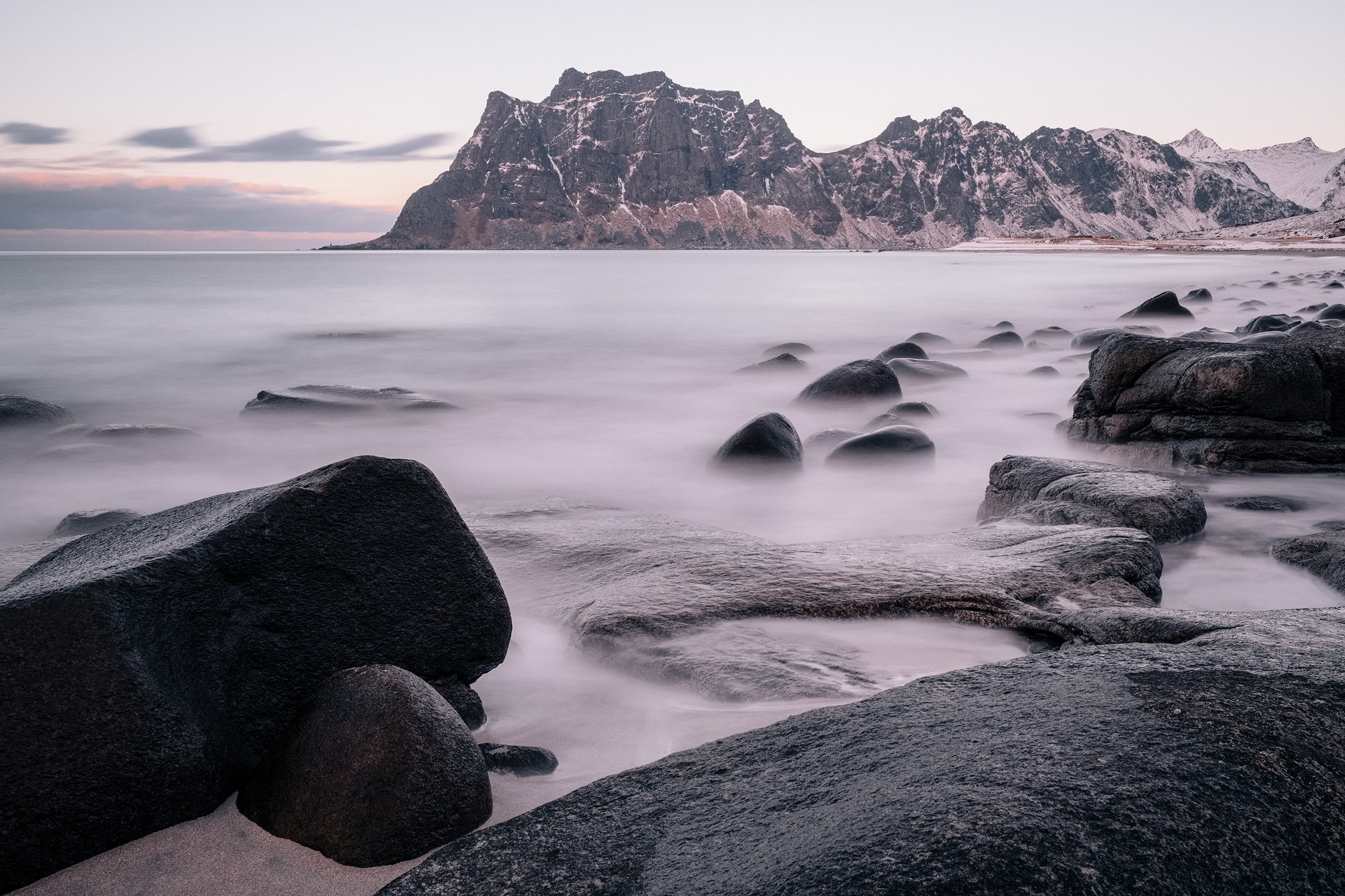 Lofoten Masterclass, Foto: Martin Hülle