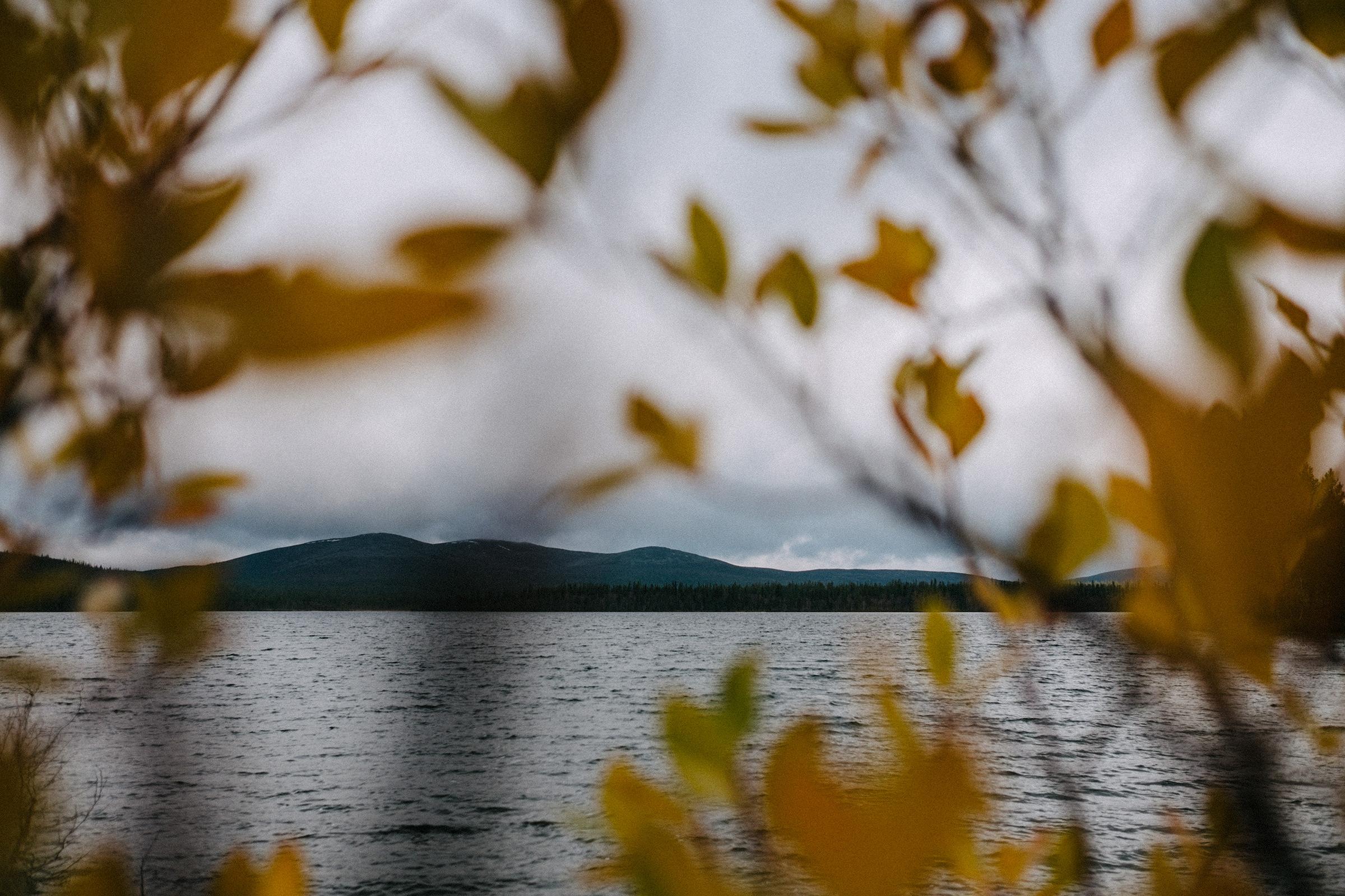 Luirojärvi, Finnland, Foto: Martin Hülle
