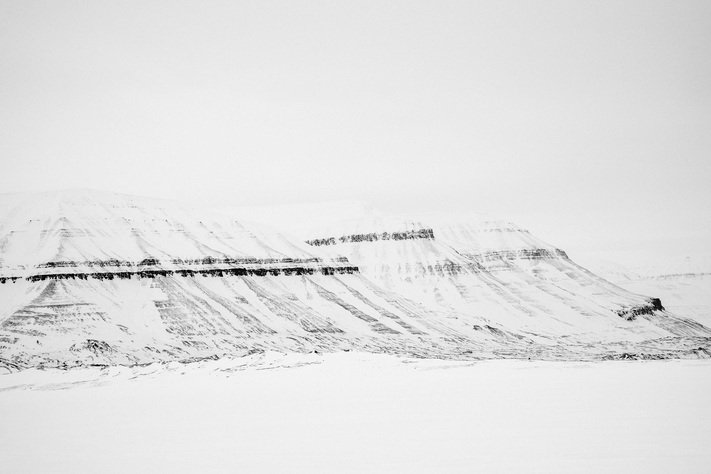 Rabotbreen, Svalbard, Foto: Martin Hülle