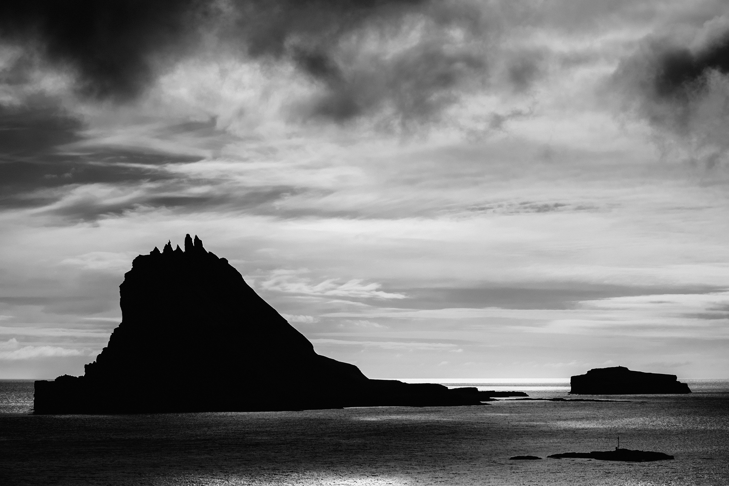 Tindhólmur, Färöer-Inseln, Foto: Martin Hülle